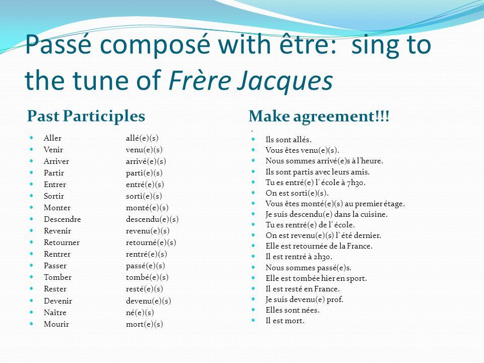Conjugate –yer verbs en français.