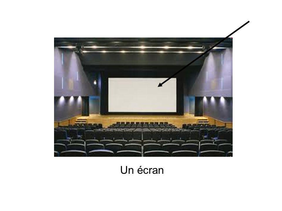 Un écran