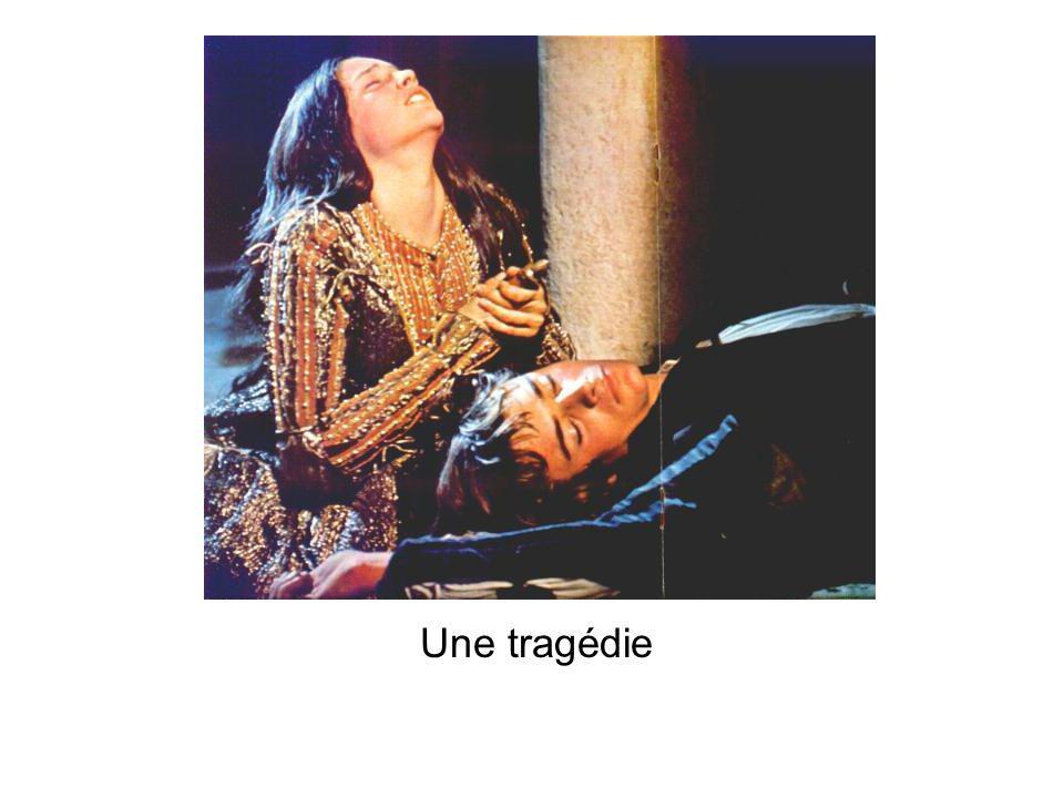 Une tragédie