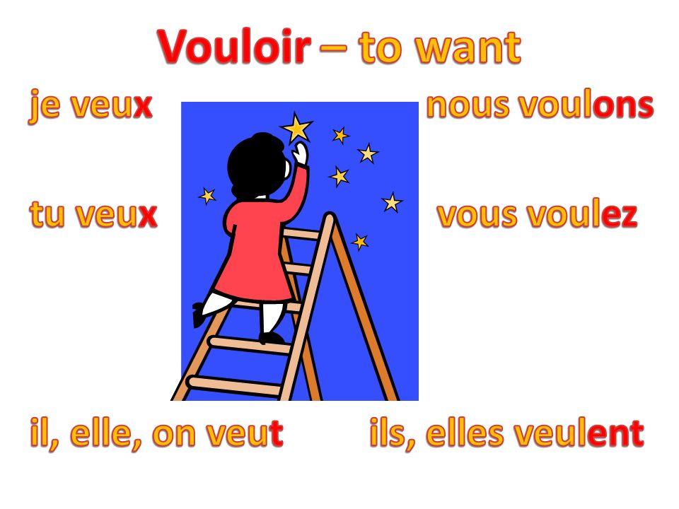 La regle du deuxième verbe (Ne le conjuguez pas !) Tu dois étudier le franҁais.
