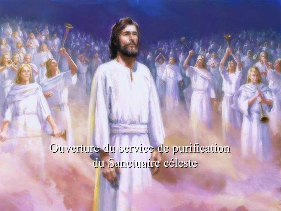Ouverture du service de purification du Sanctuaire céleste