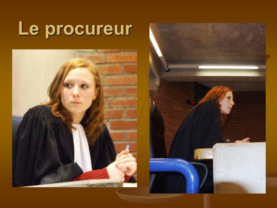 Le procureur