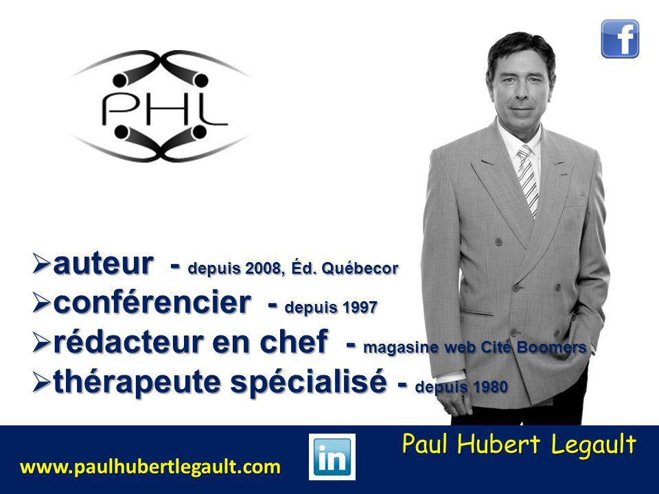 PRÉSENTATION auteur - depuis 2008, Éd. Québecor auteur - depuis 2008, Éd.