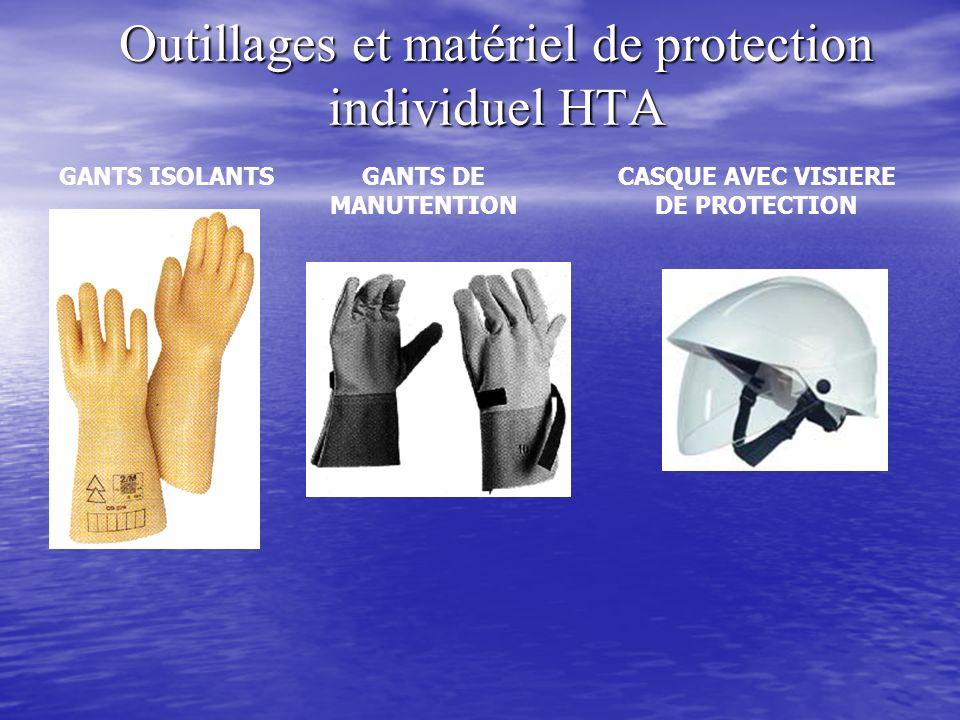 Outillages et matériel de protection individuel HTA GANTS ISOLANTSGANTS DE MANUTENTION CASQUE AVEC VISIERE DE PROTECTION
