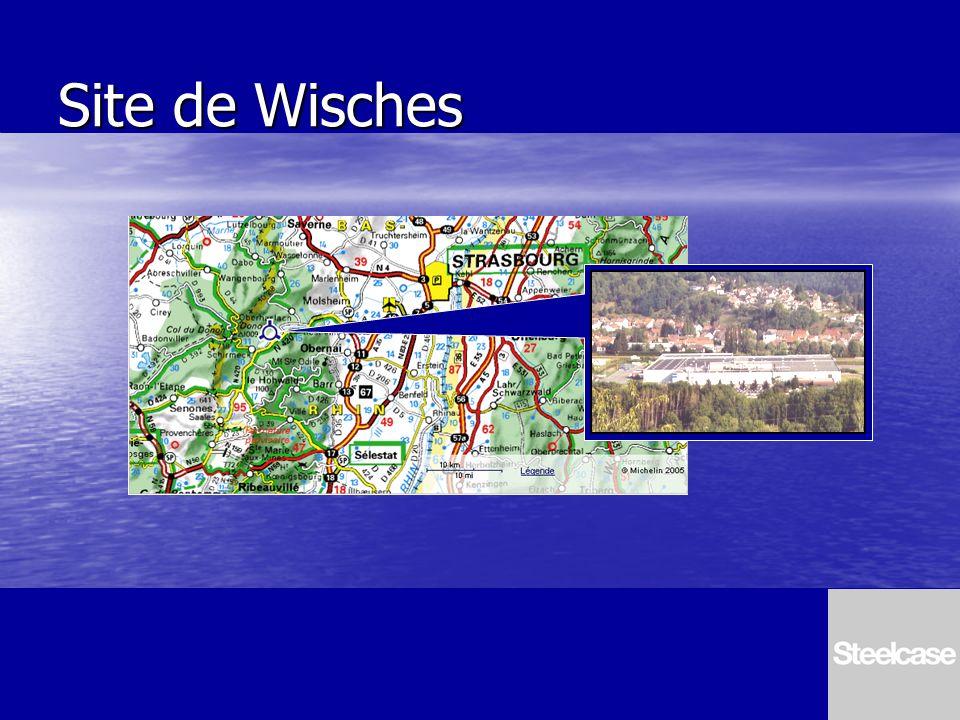 Site de Wisches