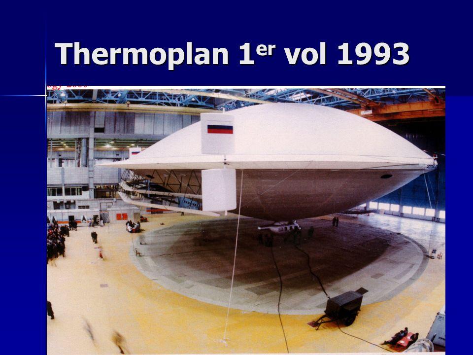 Thermoplan 1 er vol 1993
