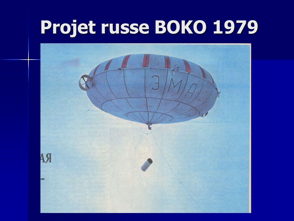 Projet russe BOKO 1979
