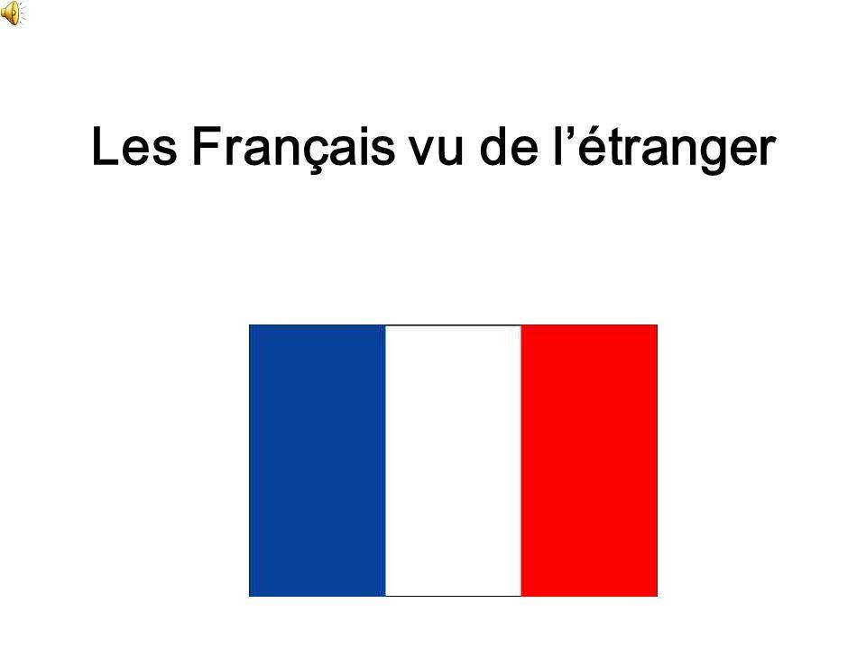Les Français vu de létranger