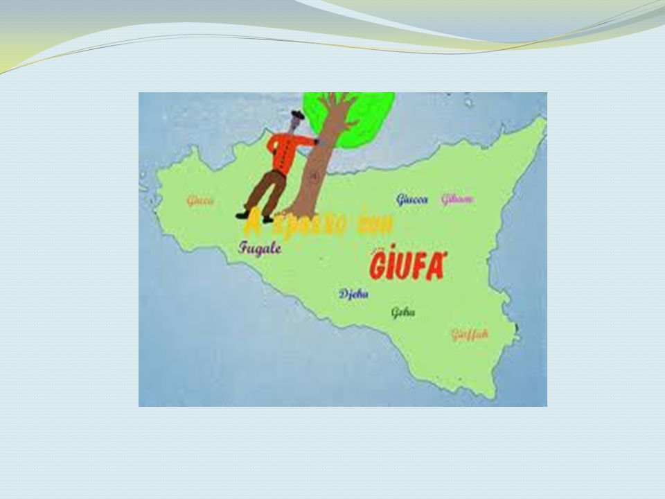 Giufa et le mur Giuf à de la campagne entendit parler de l astuce de Giuf à de la Ville.
