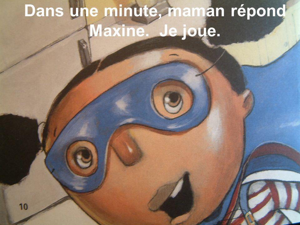 Maxine, est-ce que tu organises tes livres?