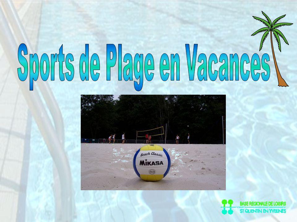 Année 2007 (projet fictif à lorigine) Partenariat entre Base de loisirs Saint Quentin et Yvelines et lassociation « Sports et culture en vacances Lieu de lévènement: Piscine à vagues