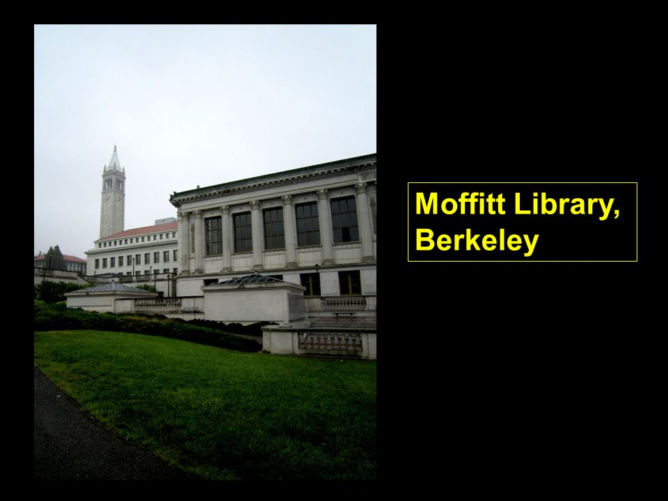 Moffitt Library, Berkeley