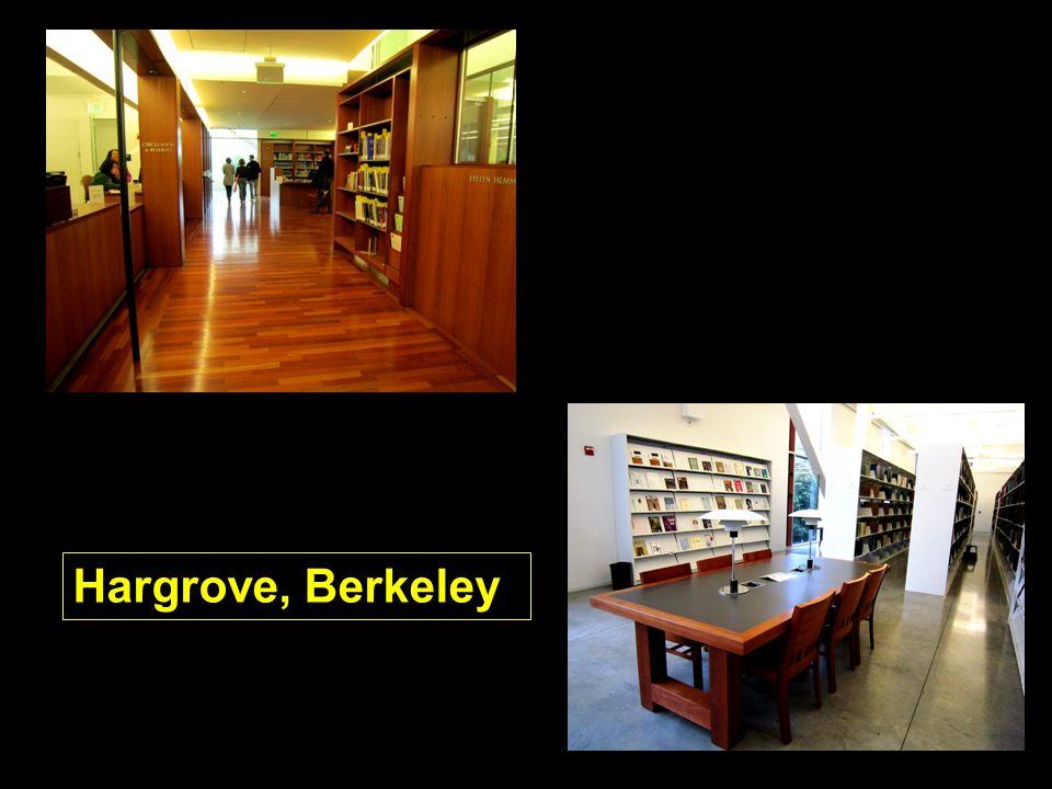 Hargrove, Berkeley