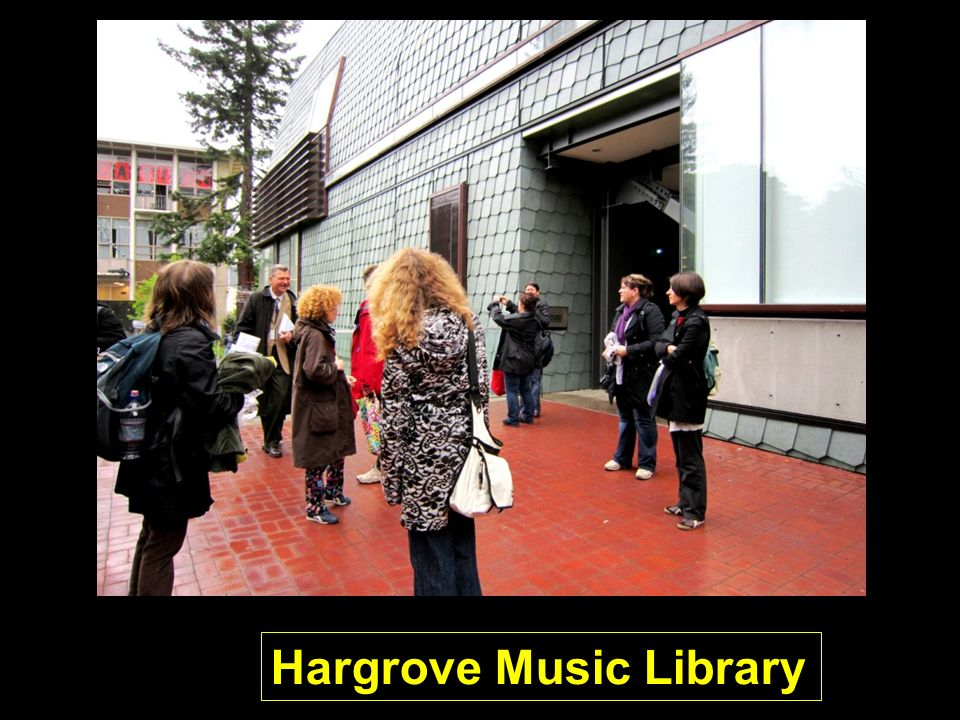 Hargrove Music Library