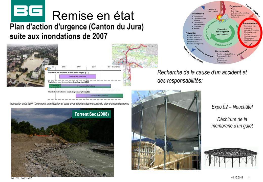 09.12.200911 9961.01-PG001/Mgy Remise en état Torrent Sec (2008)