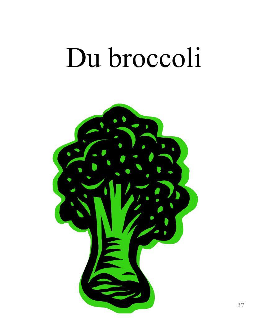 37 Du broccoli