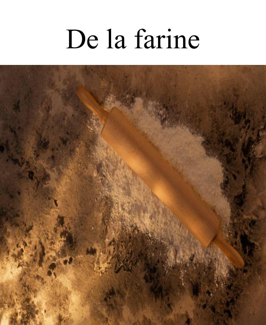 59 De la farine