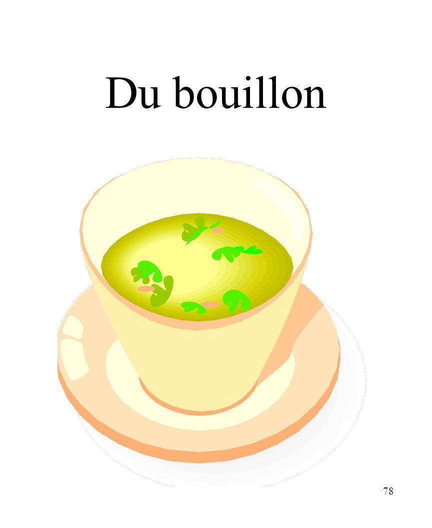 78 Du bouillon