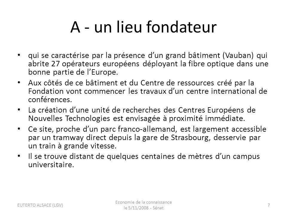 E - Appropriation citoyenne EUTERTO permettra aux usagers et acteurs locaux de semparer des technologies avancées.