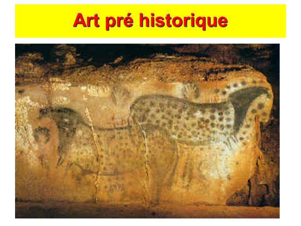 Art pré historique