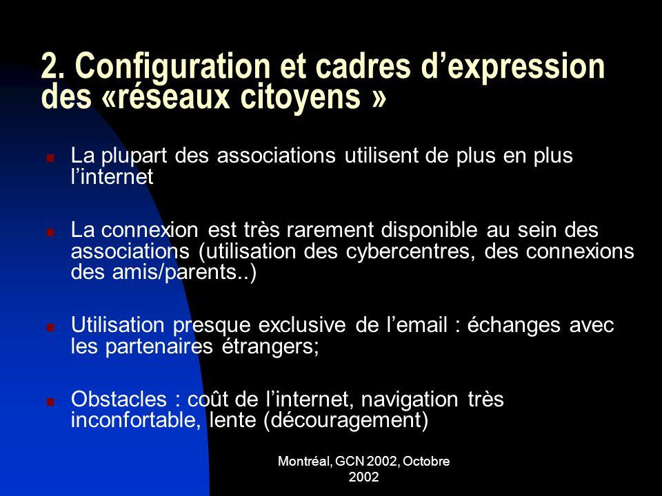 Montréal, GCN 2002, Octobre 2002 2.