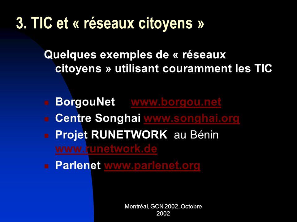 Montréal, GCN 2002, Octobre 2002 3.