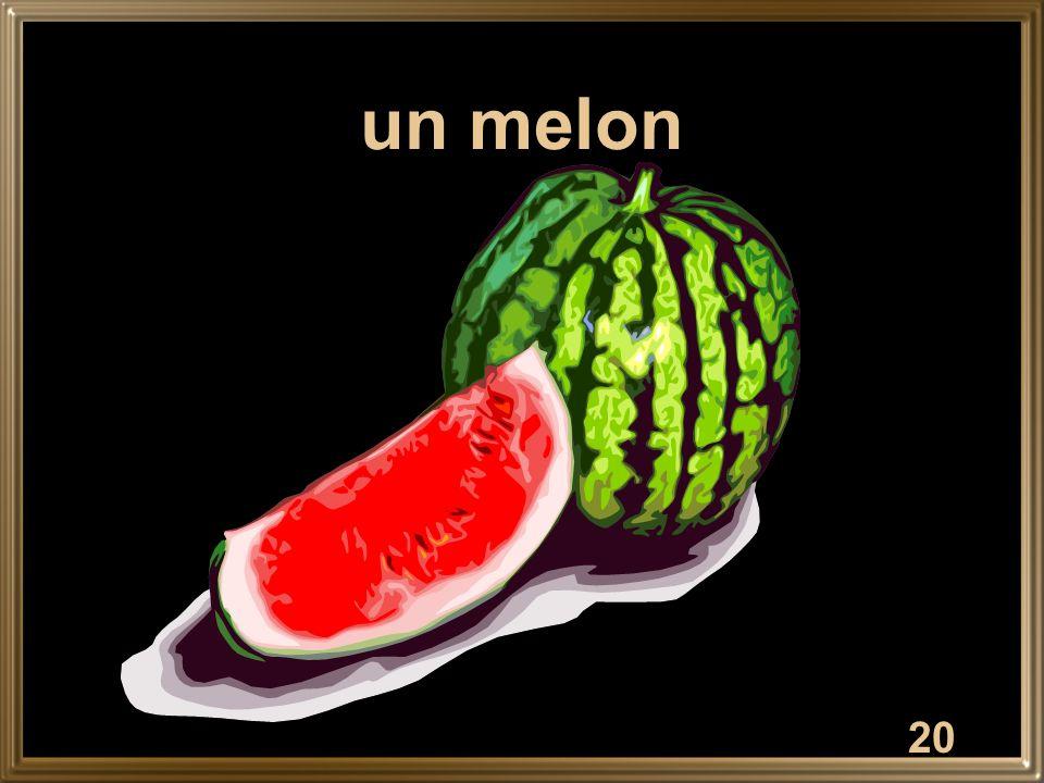 20 un melon