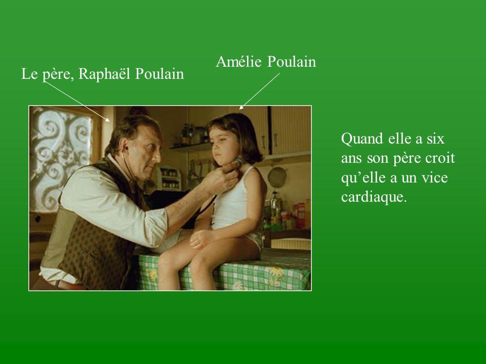 Un film de Jean-Pierre Jeunet Le fabuleux destin dAmélie Poulain