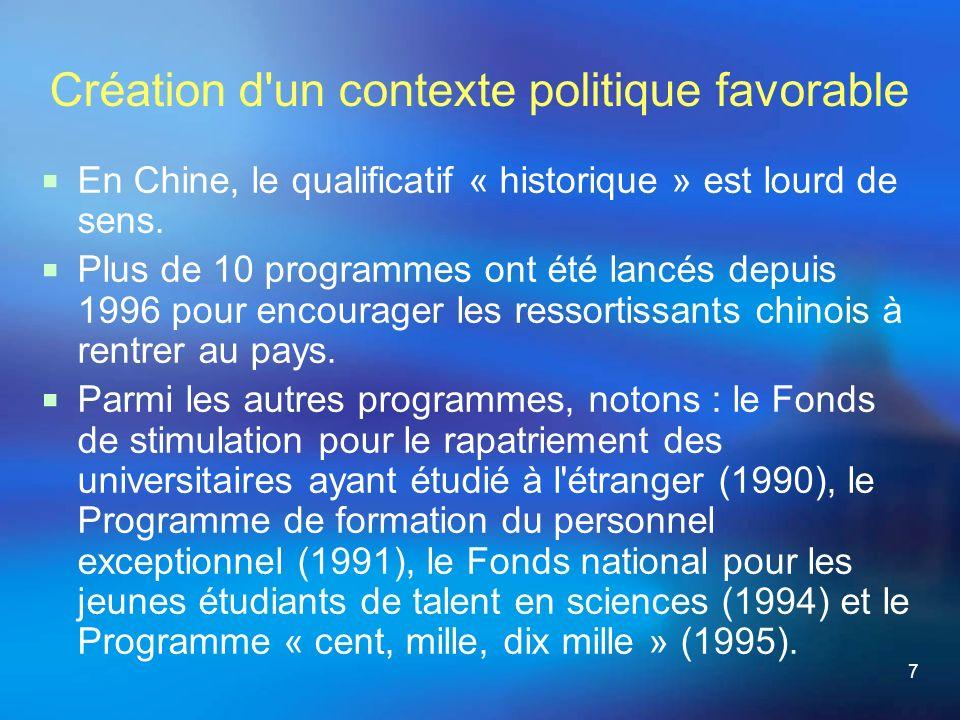 7 En Chine, le qualificatif « historique » est lourd de sens.