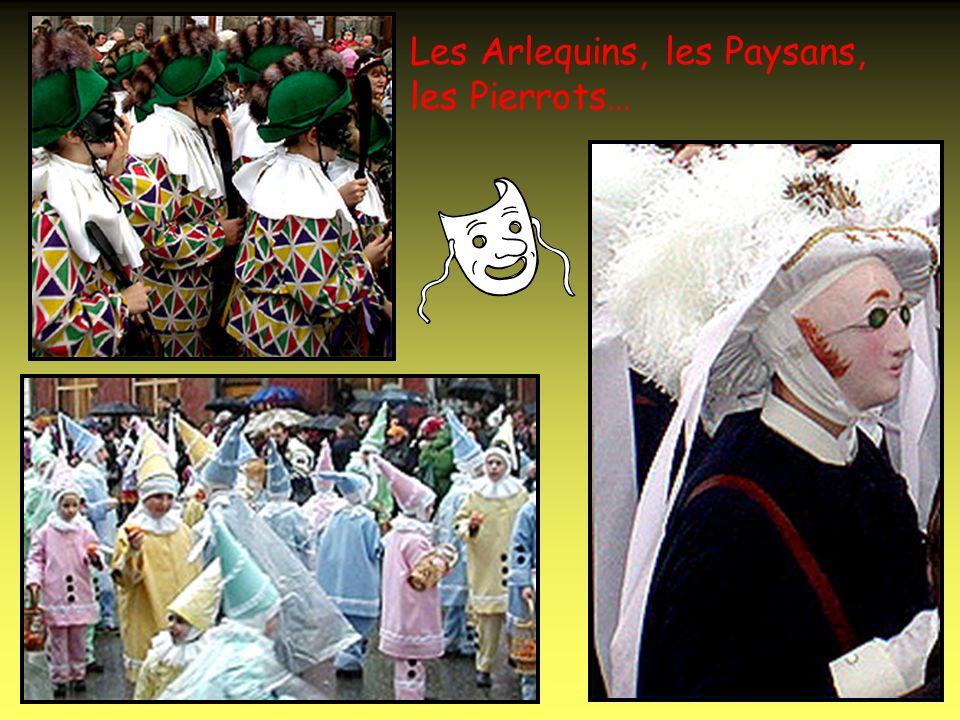 Le Carnaval et le Mardi Gras sont célébrés dans toute la Belgique… A Binche avec les Gilles