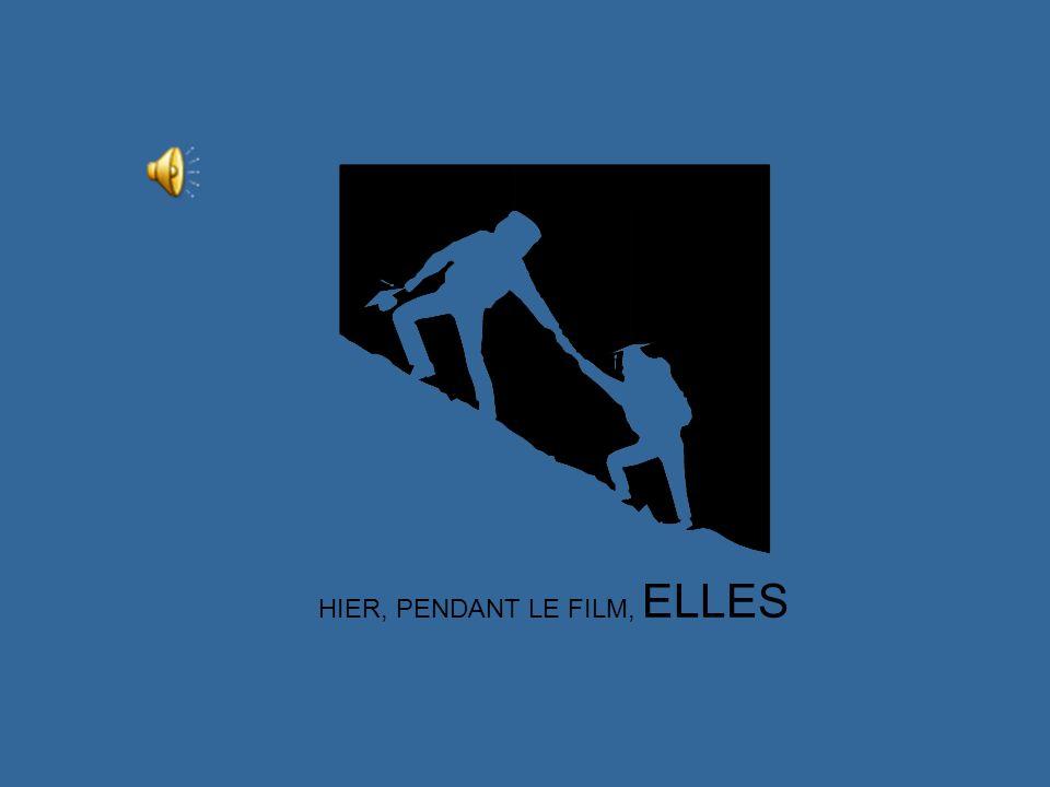 HIER, ELLE
