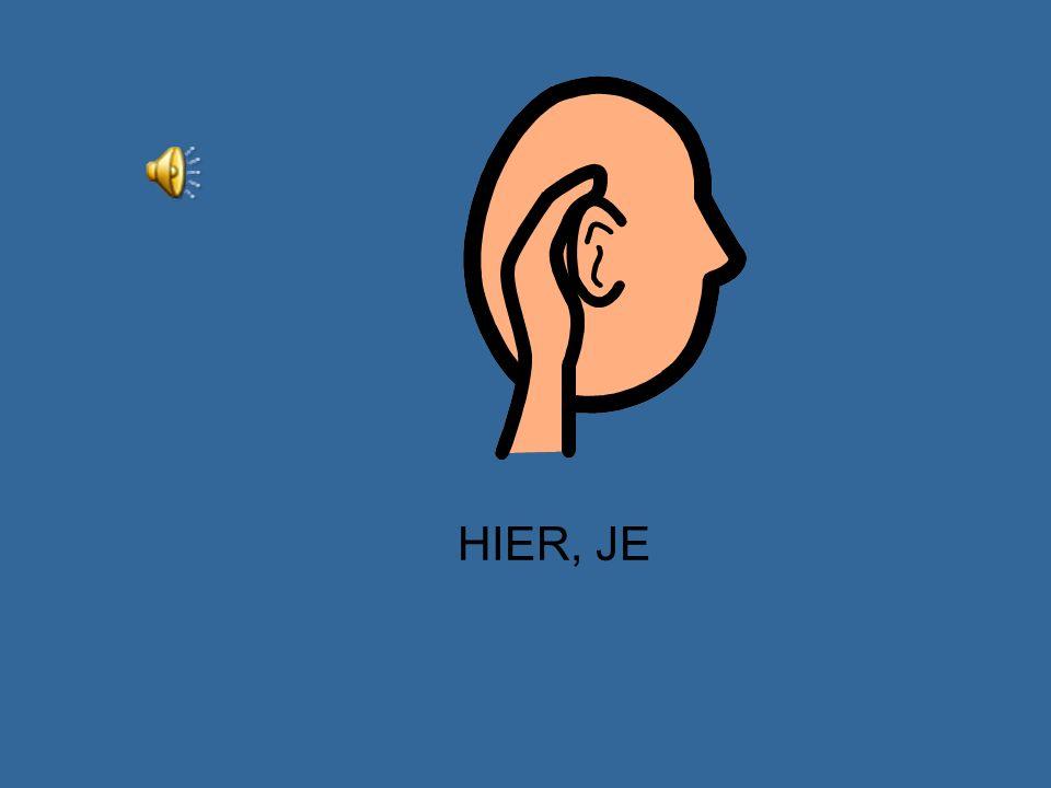 HIER, NOUS