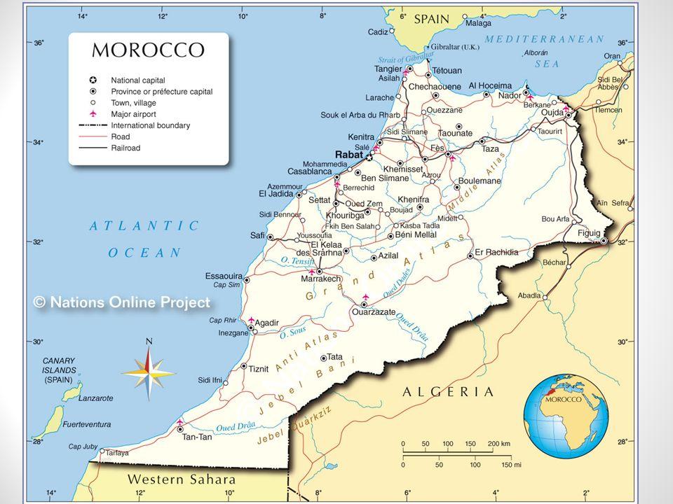 Le Maroc possède une petite bourse, une des premières dans le monde arabe.