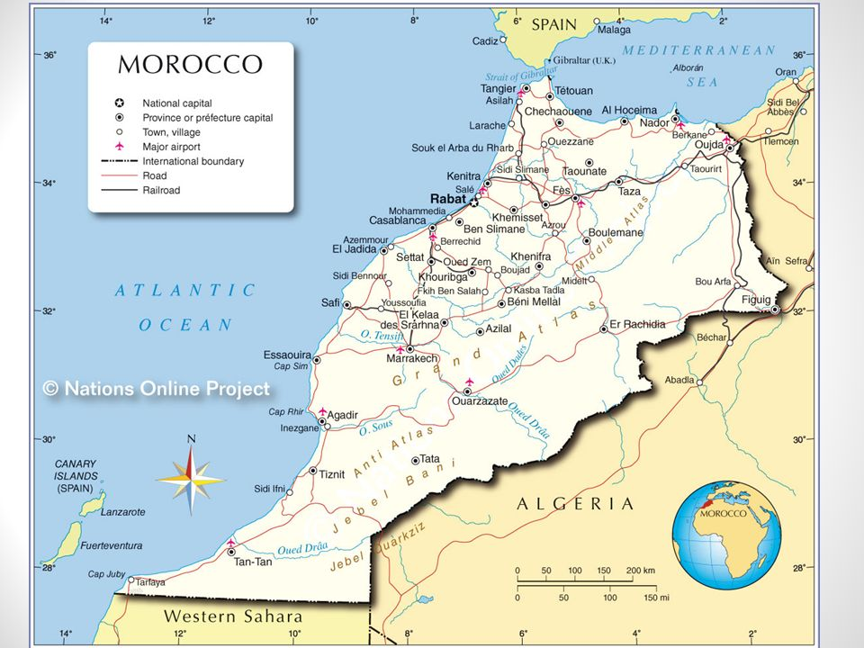 La religion L Islam est la religion officielle du Maroc.