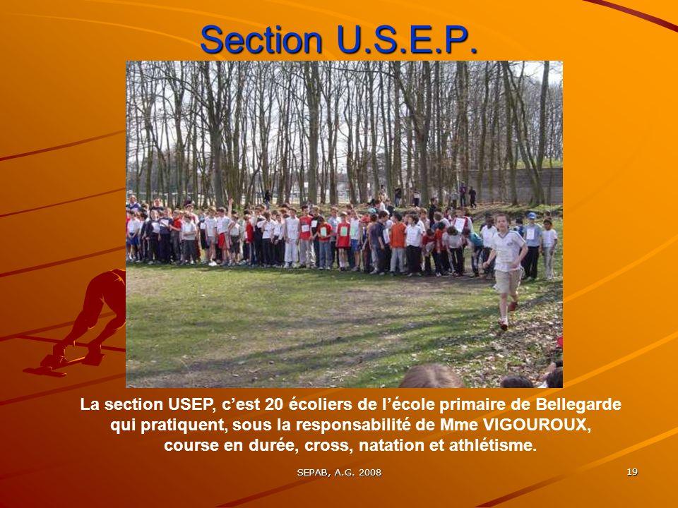 SEPAB, A.G.2008 19 Section U.S.E.P.