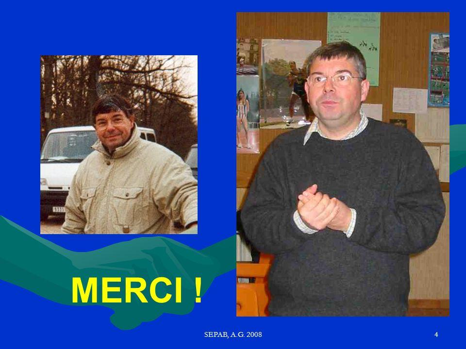 SEPAB, A.G. 20084 MERCI !