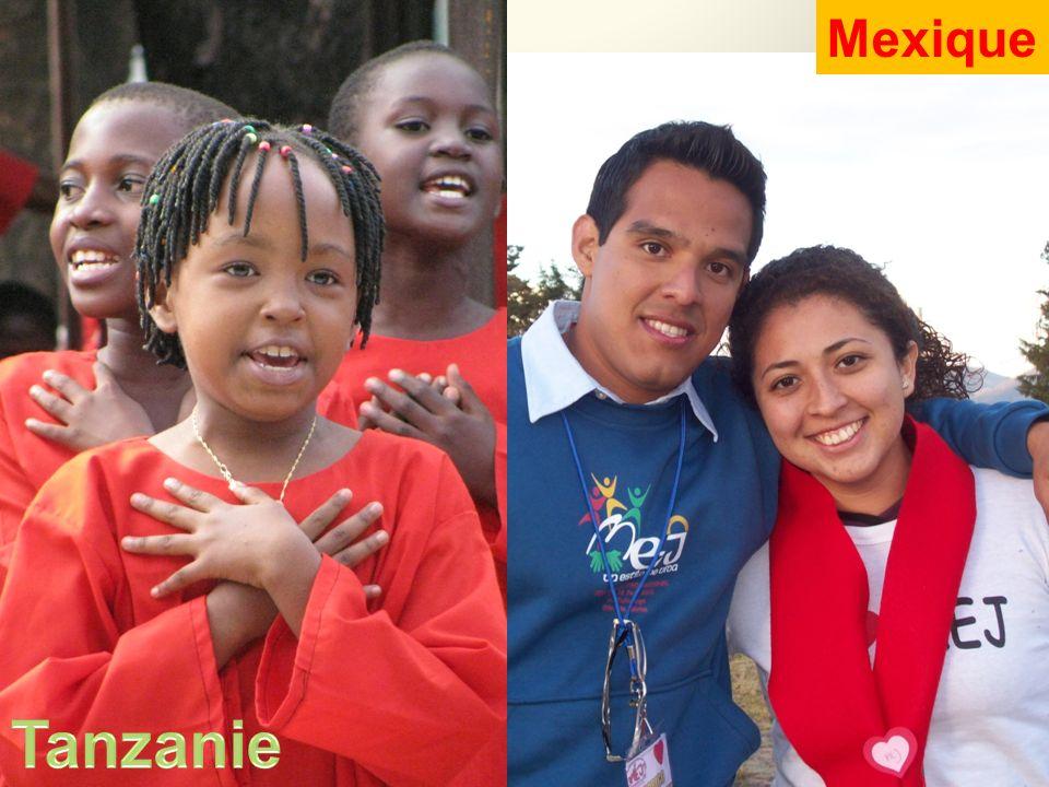 MEJ Chili rends visite au MEJ Paraguay