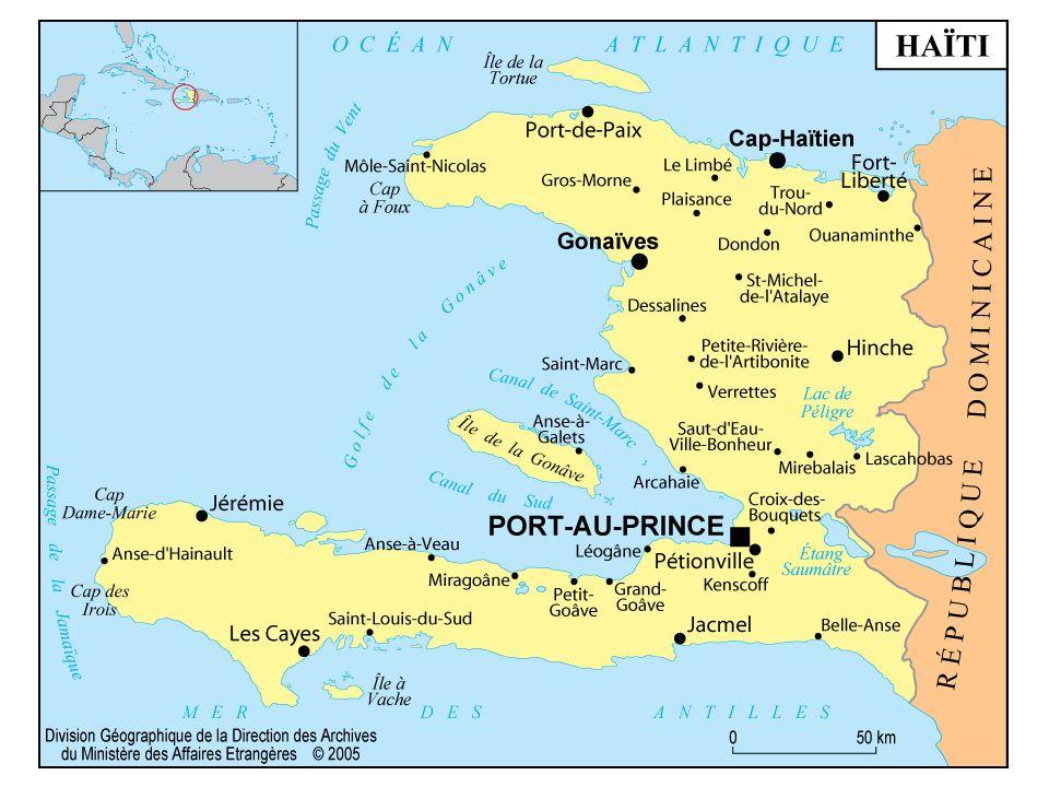 Hymne National de la République d Haïti: La Dessalinienne La Dessalinienne est l hymne national d Haïti, adopté comme tel en 1904.