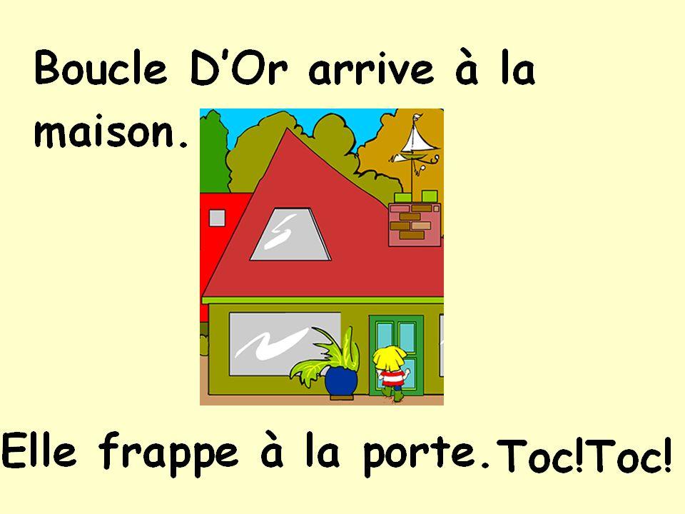 Je mappelle Boucle dOr