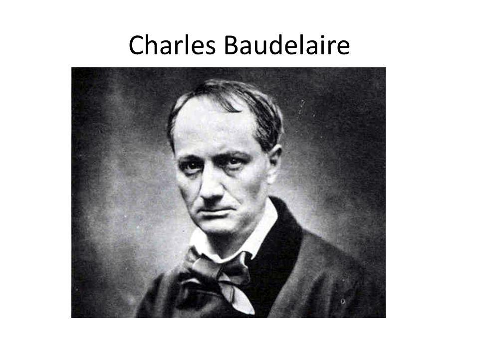 intro Extrait de Spleen et Idéal, première partie des Fleurs du mal, de Baudelaire.