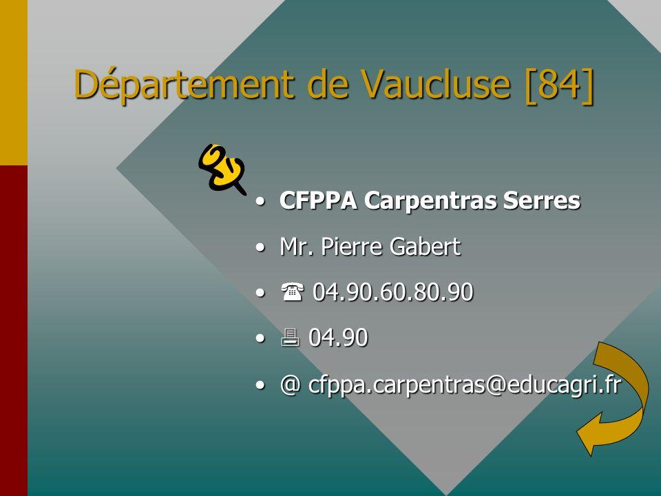 Elevage 1 / 4 - (niveau V) CAPA : Elevage et cultures fourragèresCAPA : Elevage et cultures fourragères –OQ - il exécute des travaux en exploitation d élevage ; il travaille sous la responsabilité d un chef d exploitation.