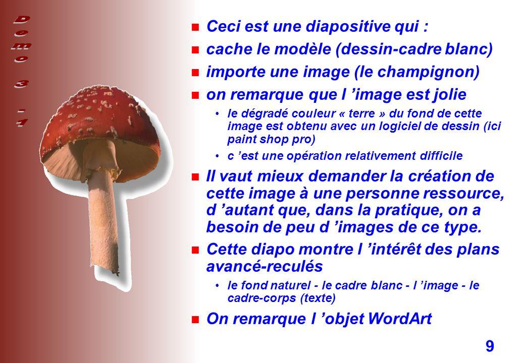 Georges Gayraud 10 Le contour de l image est flou