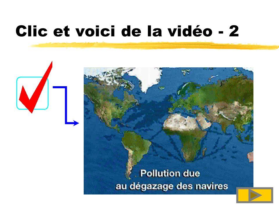 16 Clic et voici de la vidéo (*) (*) vidéo nulle, prends en une sur internet, URL =......