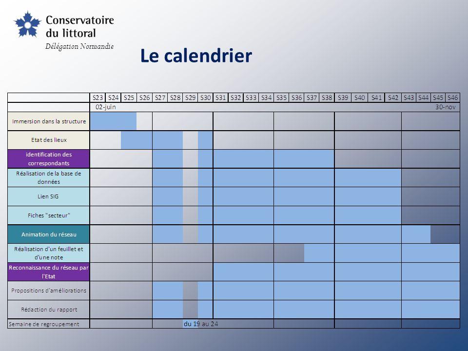 Délégation Normandie Avancement de la démarche Etat des lieux o Point sur létat de référence o Point sur lavancement du cadre opérationnel
