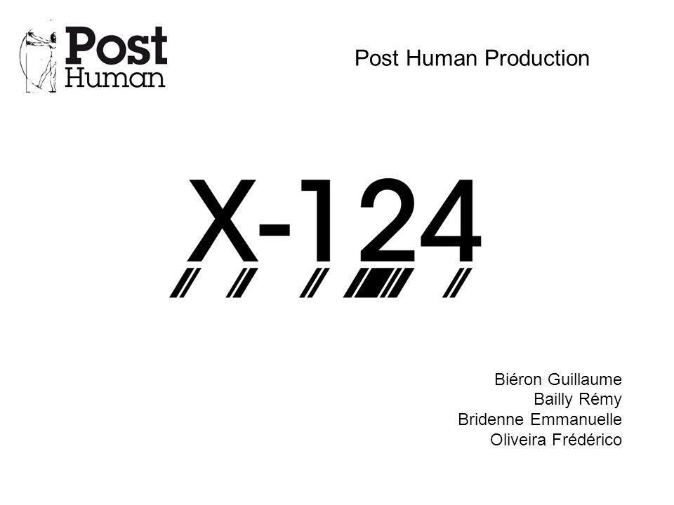 02 - Thème Post Human Production - Le stress lié au monde moderne.