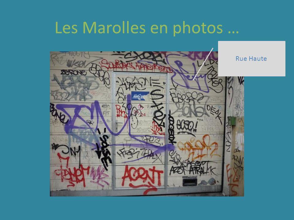Les Marolles en photos … Rue Haute