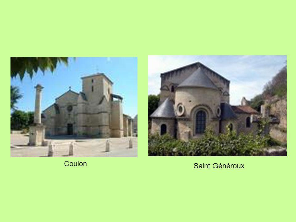 Coulon Saint Généroux