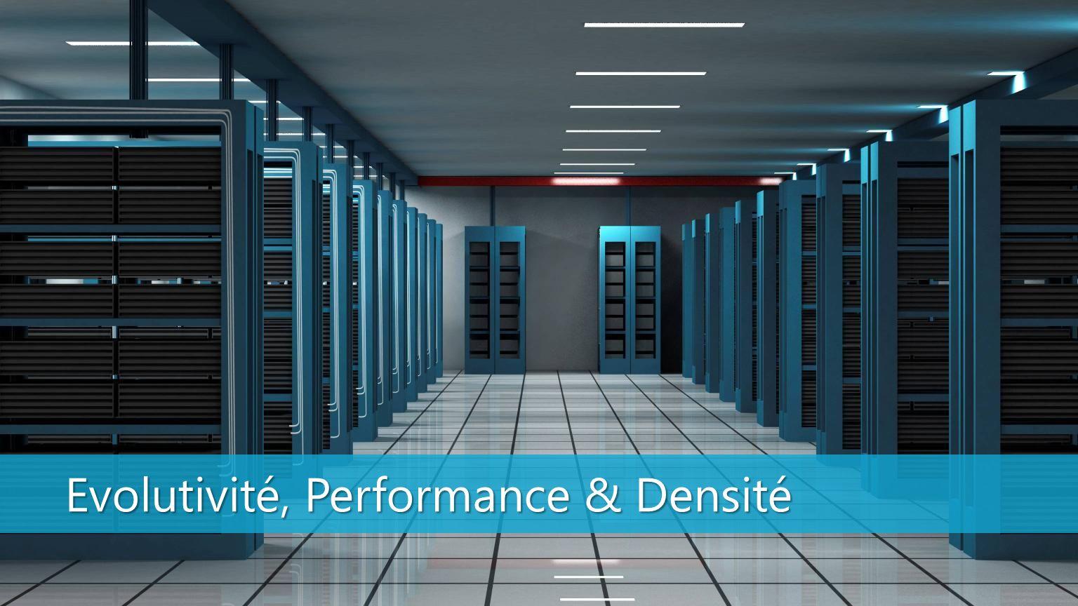 Amélioration de la gestion des ressources Dynamic Memory Improvements (3/3)