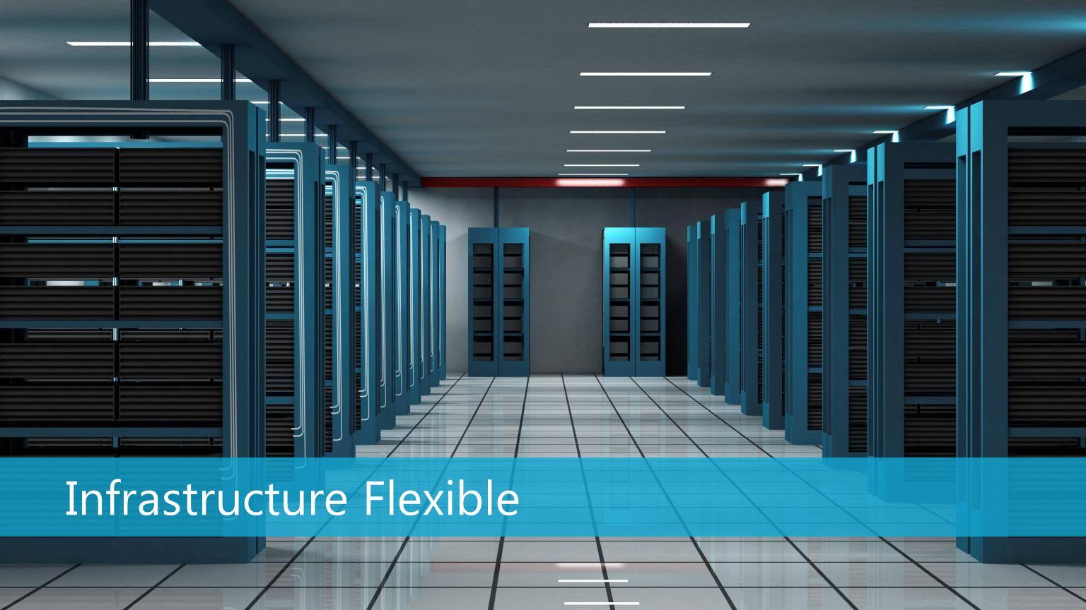 Infrastructure Flexible