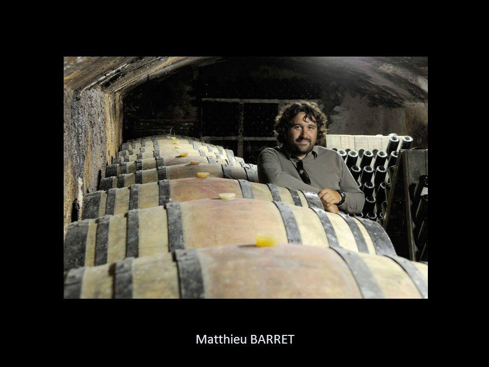 Matthieu BARRET